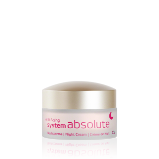 ANNEMARIE BORLIND SYSTEM ABSOLUTE CREMA DE NOCHE RICH 50 ML