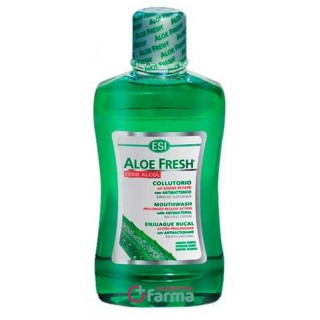 ALOE FRESH COLUTORIO ZERO SIN ALCOHOL 500 ML