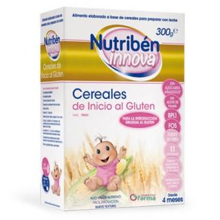 NUTRIBEN INNOVA CEREALES DE INICIO AL GLUTEN 300 G