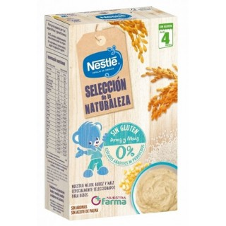 NESTLE CEREALES SELECCION DE LA NATURALEZA SIN GLUTEN 330 G