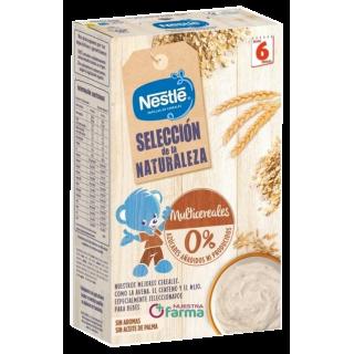 NESTLE CEREALES SELECCION DE LA NATURALEZA MULTICEREALES 330 G
