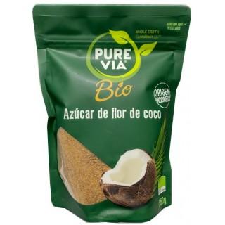 PURE VIA AZUCAR DE COCO ORGANICO 250 G