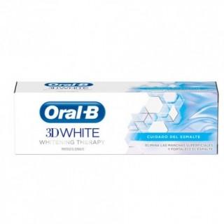 ORAL-B PASTA 3D WHITE THERAPY CUIDADO ESMALTE 75 ML
