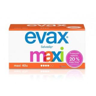 EVAX SALVASLIP COTTONLIKE MAXI 40 U