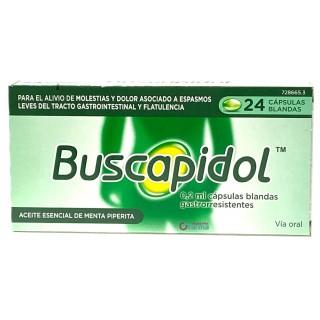 BUSCAPIDOL 0,2 ML 24 CAPSULAS BLANDAS GASTRORRESISTENTES