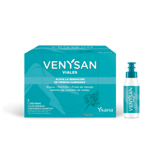 VENYSAN 20 VIALES 10 ML