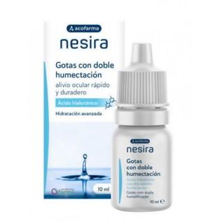 ACOFARMA NESIRA GOTAS CON DOBLE HUMECTACION 10 ML