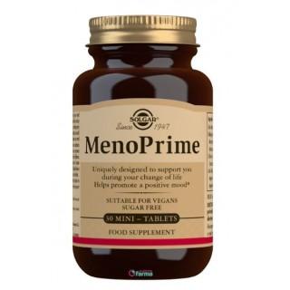 SOLGAR MENOPRIME 30 MINICOMPRIMIDOS