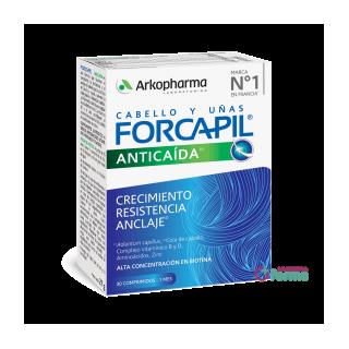 FORCAPIL ANTICAIDA CABELLO 30 CAPSULAS