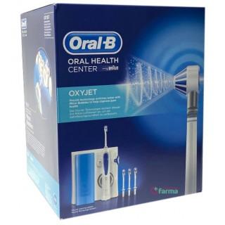 ORAL-B ORAL HEALTH CENTER OXYJET IRRIGADOR BUCAL ELECTRICO