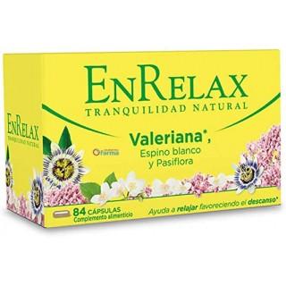 ENRELAX VALERIANA 84 CAPSULAS