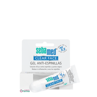 SEBAMED CLEAR FACE GEL ANTI-ESPINILLAS 10 ML